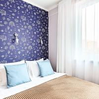 Светлые и уютные апартаменты в новом доме ЖК Римский, отель в городе Razvilka