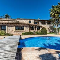 Rent Your Luxury 6 Bedroom Villa with Jacuzzi, Mallorca Villa 1067