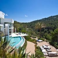 The Ultimate 5 Star Luxury Villa with Breathtaking Views, Ibiza Villa 1065