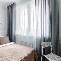 Свежие апартаменты в новеньком доме, ЖК Римский, отель в городе Razvilka