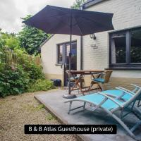 B&B Atlas Private Guesthouse, hotel in Sint-Andries, Bruges