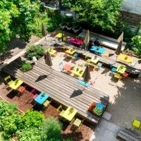 magdas HOTEL, hotel in 02. Leopoldstadt, Vienna