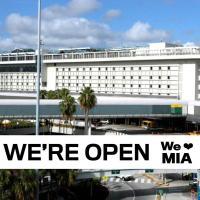 Miami International Airport Hotel, hôtel à Miami près de: Aéroport international de Miami - MIA