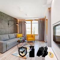 Bed&Bath Boulevard Apartments, hotel a Cracovia, Grzegórzki