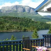 Four-Bedroom Holiday home in Bygstad 1