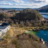 Beach Villa 10 min drive from Bergen!