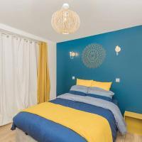 Bel appartement proche PARIS 300m gare RER, hotel in Saint-Cyr-l'École