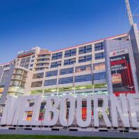 PARKROYAL Melbourne Airport, hotel in Melbourne