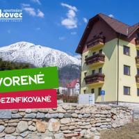 Apartmanový Dom TatraTravel Smokovec, hotel in Vysoké Tatry
