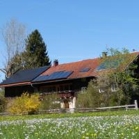 Ferienhof Hiemer, Hotel in Sulzberg