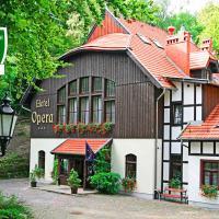 Hotel Opera, hotel in Sopot
