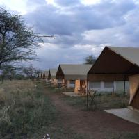 Angani Serengeti Camp، فندق في Mugumu