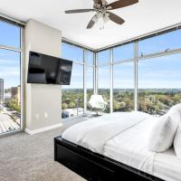 Prolific Panoramic View Buckhead Center Oasis, hotel in Atlanta