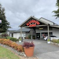 Rainbow Point Motel, hotel in Taupo