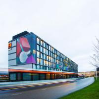citizenM Schiphol Airport, hôtel à Schiphol près de: Aéroport d'Amsterdam-Schiphol - AMS