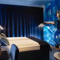 Hotell Hulingen, hotel in Hultsfred