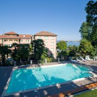 Hotel Beau Rivage, hotell i Baveno