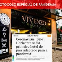 Hotel Vivenzo Savassi Belo Horizonte, hotel em Belo Horizonte