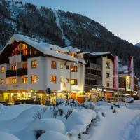 Aparthotel Acksteiner, hotel in Sankt Anton am Arlberg