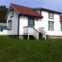 Nordlandshus ved Lofotr, hotell i Bøstad