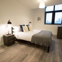 Attractive Apartment in Liverpool near Football Club
