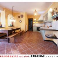 Appartamento A in villa con vista panoramica