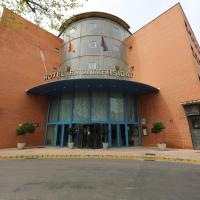 Hotel Universidad, hotel en Albacete