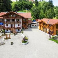 Hotel - Restaurant Forellenbach, Hotel in Fischen im Allgäu