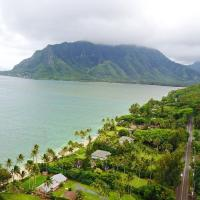 Hawaiian Cottage-Seconds away from beach access- A/C Near North Shore Oahu
