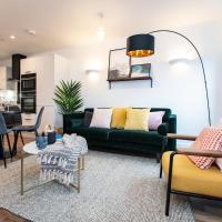 City Centre - Free Parking - Stylish 2 bedroom apartment