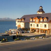 Cacique Inacayal Lake Hotel & Spa, hotel en San Carlos de Bariloche