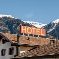 Hotel Reich, hotel in Cazis