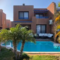 Villa Cancun With Privte Pool Families Only، فندق في العين السخنة