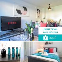 Tudors eSuites Two Bedrooms Garden and Netflix