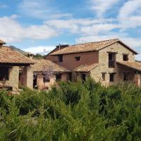 Masia los Toranes, hotel in Rubielos de Mora