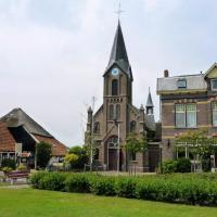 Pastorie Stella Marie, hotel in Oudeschild
