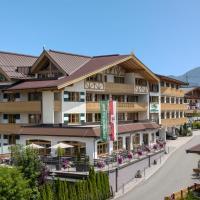 Alpen Glück Hotel Kirchberger Hof, отель в городе Кирхберг-ин-Тироль