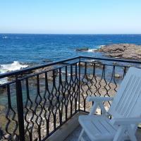 Hotel Orpheus, hotell i Giardini Naxos