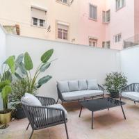 Casa Boma Lisboa - Sunny and Spacious Apartment with Private Terrace - Alcantara II