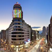 Vincci Capitol, hotel in Madrid