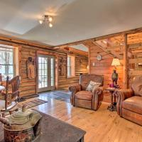 Spacious Cabin on 7 Private Acres in Athol!