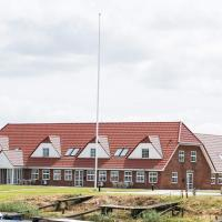 24 person holiday home on a holiday park in Ribe