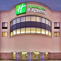 Holiday Inn Express- Waterloo/Cedar Falls, an IHG Hotel, hotel in Waterloo