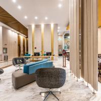 Crowne Plaza Barranquilla, an IHG hotel, отель в городе Барранкилья