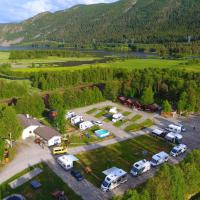 Birkelund camping, hotel in Hovet