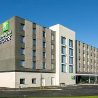 Holiday Inn Express Bridgwater M5, Jct24, an IHG Hotel, hotel in Bridgwater