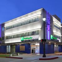 Holiday Inn Express Baton Rouge Downtown, an IHG hotel, отель в Батон-Руж