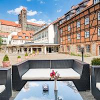 Best Western Hotel Schlossmühle Quedlinburg, hotel in Quedlinburg