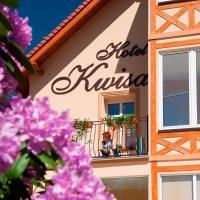 Hotel Restauracja Kwisa 1 – hotel w Świeradowie Zdroju