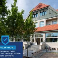 Hotel Eureka, hotel in Sopot